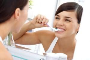 сон чистить зубы щеткой