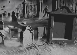 к чему снится кладбище могилы