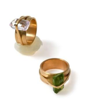 к чему снятся золотые кольца с камнями