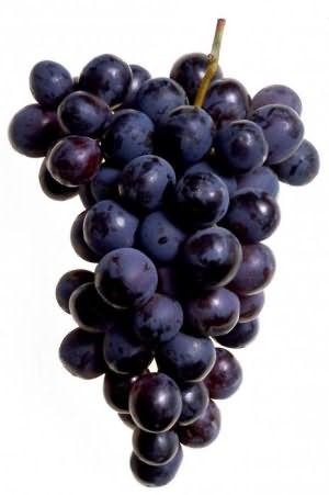 к чему снится виноград черный