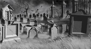 сонник миллера кладбище могилы