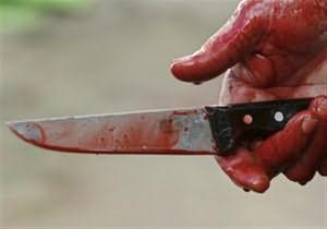 убийство ножом во сне