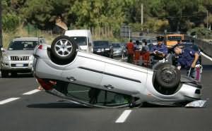 Сонник попадала в аварию