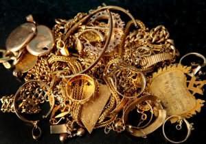 сонник найти золотые украшения