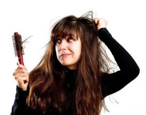 расчесывать длинные волосы во сне