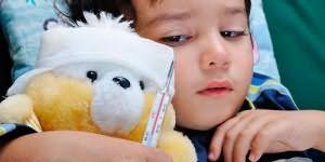 к чему снится больной ребенок
