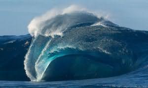 К чему снится цунами
