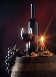 к чему снится красное вино