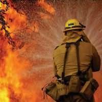 к чему снится тушить пожар