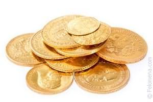 золотые Монеты по соннику