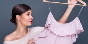 Примерять платья во сне перед зеркалом