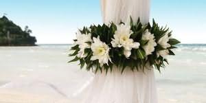 присутствовать на свадьбе