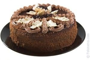 шоколадный Торт по соннику