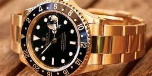 купить золотые часы
