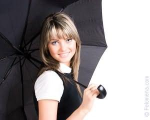 черный Зонт по соннику