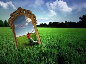 Сонник видеть себя в зеркале красивой