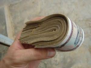 К чему снится деньги бумажные крупные получать