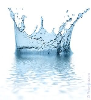 Много воды во сне