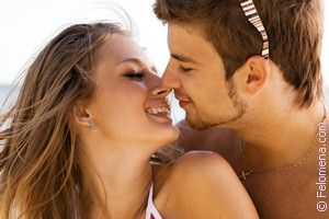 Во сне целует незнакомый мужчина