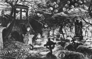 К чему снится кладбище и покойники