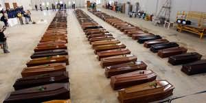 К чему снится гроб закрытый с покойником