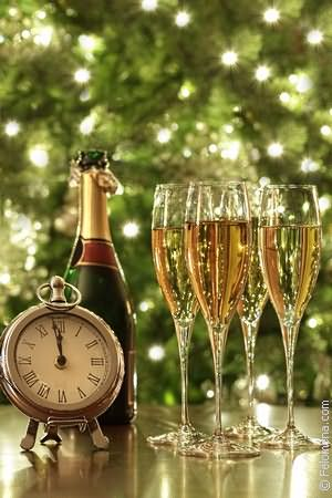 Видеть во сне новый год