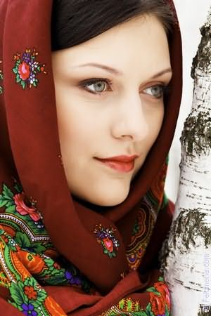 Сонник платок на голове у женщины