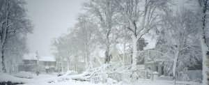 К чему снится снег белый чистый