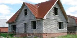 Сонник строить дом новый