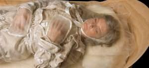 Кормить покойника во сне