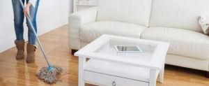 Сонник мыть полы в чужом доме